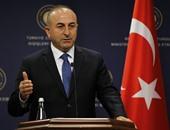 وزير الخارجية التركى مولود جاويش اوغلو