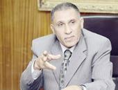 المستشار يوسف عثمان مساعد وزير العدل للكسب غير المشروع
