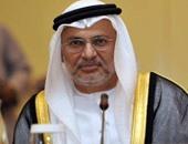 وزير الدولة للشئون الخارجية الإماراتى