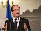فرانسوا هولاند الرئيس الفرنسى