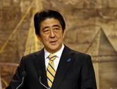 شينزو آبى رئيس الوزراء اليابانى