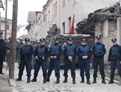 الشرطة فى كوسوفو - أرشيفية