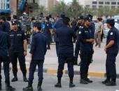 عناصر من الشرطة الكويتية