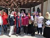 طلاب جامعة عين شمس- أرشيفية