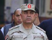 اللواء أركان حرب أيمن عامر يتفقد اللجان الانتخابية