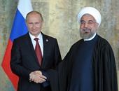 الرئيس الروسى ونظيره الإيرانى