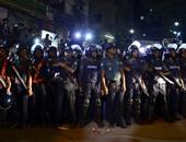 شرطة بنجلادش