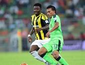 محمد عبد الشافى لاعب اهلى جدة