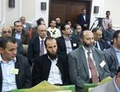 مؤتمر صحفى لتدشين قافلة جامعة الأزهر الطبية بمحافظة الوادى الجديد