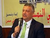 الدكتور شريف شاهين وكيل كلية الآداب بجامعة القاهرة