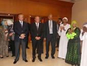 فاعليات الجلسة الختامية للمؤتمر السنوى للطب التكاملى بمدينة أسوان