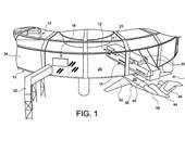براءة اختراع تسهل نقل الركاب للطائرة