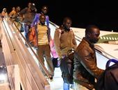 مواطنيين ساحل العاج يغادرون من ليبيا
