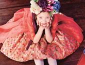 الفوشيا والوردى فى ملابس البنات