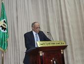 الدكتور اشرف ابراهيم  مدير مركز اعداد القادة