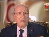 الرئيس التونسى قايد السبسى