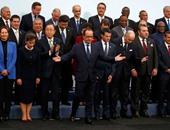 الزعماء المشاركون بقمة المناخ-أرشيفية