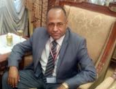 النائب سعد تمراز عضو مجلس النواب عن البحيرة