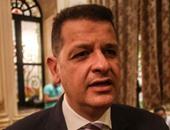 طارق رضوان وكيل لجنة العلاقات الخارجية بمجلس النواب