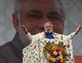 رئيس الوزراء الهندى مودى
