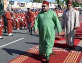 الملك محمد السادس العاهل المغربى
