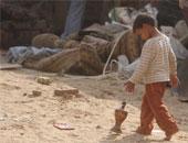 أطفال الشوارع أرشيفية