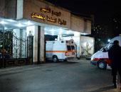 مستشفى المعادى العسكرى_ أرشيفية