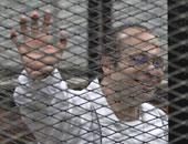 الناشط السياسى أحمد ماهر