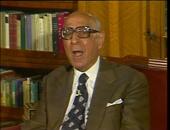 المفكر الراحل زكى نجيب محمود