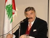 رئيس المؤتمر الشعبى اللبنانى كمال شاتيلا