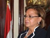 الدكتورة نجلاء الأهوانى وزيرة التعاون الدولى