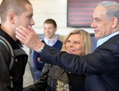 """""""اونر نتانياهو"""" الابن الأصغر لرئيس الوزراء الإسرائيلى نبيامين نتانياهو"""