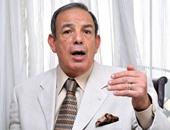 اللواء فاروق المقراحى مساعد وزير الداخلية الأسبق