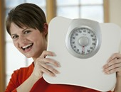 الميزان مهم للتحكم فى زيادة الوزن