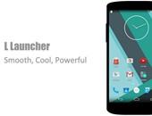 تطبيق L Launcher