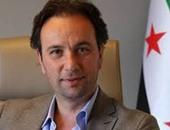 خالد خوجة رئيس الائتلاف السورى المعارض