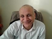 الدكتور عمرو أبو سمرة نقيب الأطباء فى كفر الشيخ