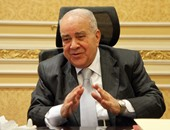 المستشار مجدى العجاتى، وزير الدولة للشئون القانونية ومجلس النواب