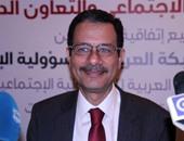 أحمد درويش رئيس الهيئة العامة بالمنطقة الاقتصادية لقناة السويس