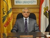 الدكتور جمال الدين علي أبو المجد رئيس جامعة المنيا