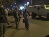 قوات الأمن فى بوركينافاسو