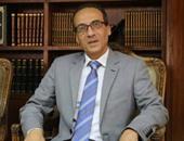 هيثم الحاج على رئيس الهيئة المصرية العامة للكتاب