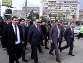 مدير أمن القاهرة يقود إحدى الحملات الأمنية