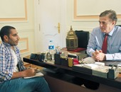 درويش حسنين، رئيس الشركة السعودية