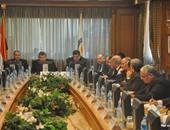 اجتماع سابق للمجلس الأعلى للجامعات