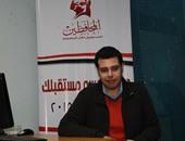 أحمد حنتيش المتحدث الإعلامى لحزب المحافظين