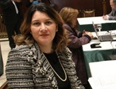 الدكتورة رشا إسماعيل عضو لجنة التعليم بمجلس النواب