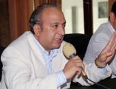 الدكتور مصطفى عبد الوهاب مقرر لجنة اعداد ميثاق الشرف الاعلامى