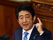 رئيس وزراء اليابان شينزو آبى