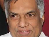 رئيس وزراء سريلانكا